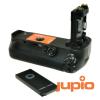 Canon BG-E20 utángyártott portrémarkolat és távkioldó a Jupiotól Canon 5D Mark IV fényképezőgéphe...