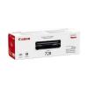 Canon Canon CRG-728 fekete eredeti toner