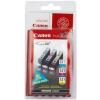 Canon CLI-521KIT Tintapatron multipack Pixma iP3600, 4600 nyomtatókhoz, CANON színes, 3*9ml