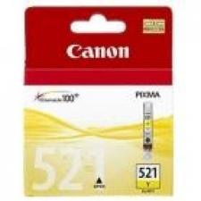 Canon CLI-521Y nyomtatópatron & toner