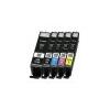 Canon CLI-551B Fotópatron Pixma iP7250, MG5450 nyomtatókhoz, CANON fekete, 7ml