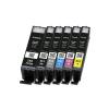 Canon CLI-551MXL Tintapatron Pixma iP7250, MG5450, MG6350 nyomtatókhoz,  vörös, 11ml