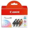 Canon CLI-8 C / M / Y Pack - cián, bíbor, sárga