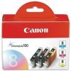 Canon CLI-8KIT Tintapatron multipack Pixma iP3500, 4200 nyomtatókhoz,  c+m+y, 3*13ml