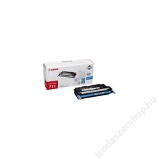 Canon CRG-711C Lézertoner i-SENSYS LBP 5300 nyomtatóhoz, CANON kék, 6k (TOCCRG711C) nyomtatópatron & toner