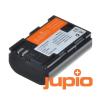 Canon LP-E6, NB-E6 Chip, fényképezőgép utángyártott-akkumulátor, a Jupiotól