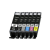 Canon PGI-550PGBXL Tintapatron Pixma iP7250, MG5450, MG6350 nyomtatókhoz,  fekete, 22ml