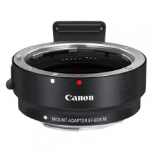 Canon tartó adapter EF-EOS M audió/videó kellék, kábel és adapter