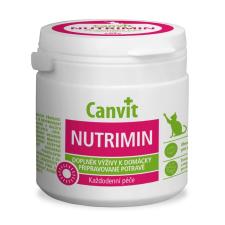 Canvit Nutrimin Cat 150g vitamin, táplálékkiegészítő macskáknak