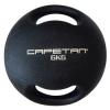 Capetan® 6Kg Professional Line Dual Grip kétfogantyús gumi medicinlabda (vízen úszó) - 6Kg Cross Tra