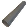 Capetan® Standard keménységű SMR henger 15x90cm méretben szürke színben sima felülettel
