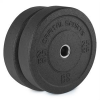 Capital Sports CAPITAL SPORTS Renit, hi temp gumikerék, 50,4 mm, alumínium mag, gumi, 2 x 25 kg