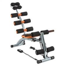 Capital Sports Capital Sports Sixish Core, narancssárga/fekete, has edzése, test edzése edzőpad