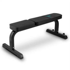 Capital Sports Flat B, fekete, 250 kg, egyenes fekvenyomó pad, súlyzó pad, acél edzőpad