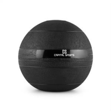 Capital Sports Groundcracker, fekete, 12 kg, slamball, gumi medicinlabda