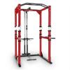Capital Sports Tremendour PL, piros, erősítőállvány, Power Rack, csiga, acél