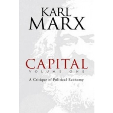 Capital: v. 1 – Karl Marx idegen nyelvű könyv