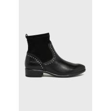 Caprice - Magasszárú cipő - fekete - 1439167-fekete