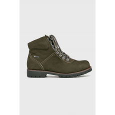 Caprice - Magasszárú cipő - piszkos zöld - 1436835-piszkos zöld