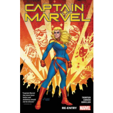 Captain Marvel Vol. 1: Re-entry – Kelly Thompson idegen nyelvű könyv