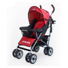 Caretero | Áruk | CARETERO Spacer 2017 golf babakocs red | Piros |