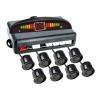 CARGUARD Tolatóradar - 8 érzékelővel, SP005 (Tolatóradar)