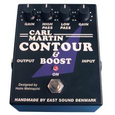 Carl Martin Contour'n Boost gitár kiegészítő