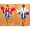 Carneval Amerikai cheerleader jelmez (104-es méret) - CARNEVAL 11403
