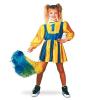Carneval Cheerleader ruha sárga/kék (164-es méret) - CARNEVAL 11237