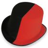 Carneval Cilinder fekete-piros - CARNEVAL 38011
