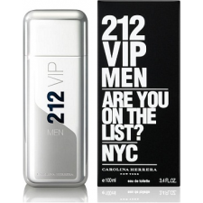 Carolina Herrera 212 VIP Men EDT 50 ml parfüm és kölni
