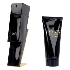 Carolina Herrera Férfi Parfüm Szett Bad Boy Carolina Herrera EDT (2 pcs) kozmetikai ajándékcsomag