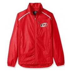 Carolina Hurricanes fĂŠrfi kabát red NHL Frozen Tundra Systems - S,(USA)