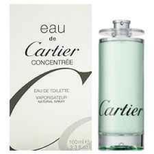 Cartier Eau De Cartier Concentree EDT 200 ml parfüm és kölni