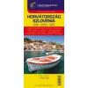 Cartographia Horvátország, Szlovénia autótérkép