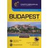 Cartographia Kft. BUDAPEST ZSEBATLASZ /1:25000