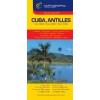 Cartographia Kuba, Antillák térkép