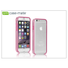 CASE-MATE Apple iPhone 6/6S/7 védőkeret - Case-Mate Tough Frame - clear/pink