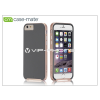 CASE-MATE Apple iPhone 6 Plus/6S Plus hátlap - Case-Mate Slim Tough - grey/rose gold
