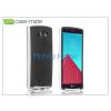 CASE-MATE LG G4 H815 hátlap - Case-Mate Slim Tough - black/silver
