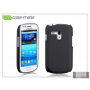 CASE-MATE Samsung i8190 Galaxy S III Mini hátlap - Case-Mate Barely There - black