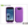 CASE-MATE Samsung i9300 Galaxy S III hátlap - Case-Mate Smooth - magenta