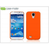 CASE-MATE Samsung i9500 Galaxy S4 hátlap - Case-Mate Barely There - electric orange