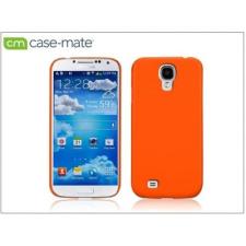 CASE-MATE Samsung i9500 Galaxy S4 hátlap - Case-Mate Barely There - electric orange tok és táska