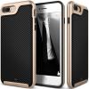 CASEOLOGY Caseology iPhone 7 (5.5'') Plus Envoy Series Carbon hátlap, tok, karbon fekete
