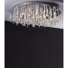 CASINO, MX2220/R-25, 25X10W G4 12V halogén, króm, kristály lámpa világítás