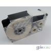 Casio XR-18AX utángyártott feliratozószalag kazetta átlátszó alapon fehér nyomtatás 18 mm * 8m
