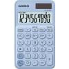 """Casio Zsebszámológép, 10 számjegy, CASIO """"SL 310"""", világoskék"""