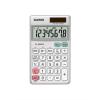 """Casio Zsebszámológép, 8 számjegy, környezetbarát, CASIO """"SL-305ECO"""""""