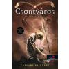 Cassandra Clare CLARE, CASSANDRA - CSONTVÁROS - A VÉGZET EREKLYÉI 1. - ÁRNYVADÁSZ TÖRTÉNET (FÛZÖTT, 2016)